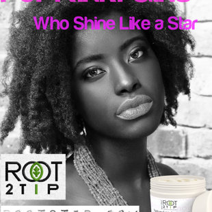 Natural Hair Butter avec Fatou
